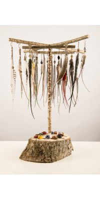feather-earring-stand
